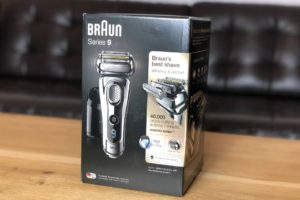 Braun Series 9 9296cc Test