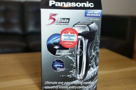 Panasonic ES-LV65 Test