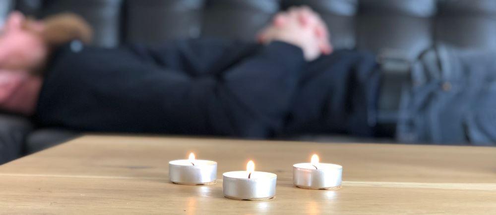 Meditation - die richtige Umgebung schaffen