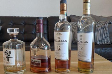Kann Whisky schlecht werden?