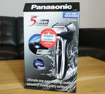 Panasonic ES-LV65