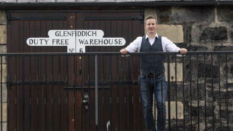 Markus Heinze - Brand Ambassador Glenfiddich