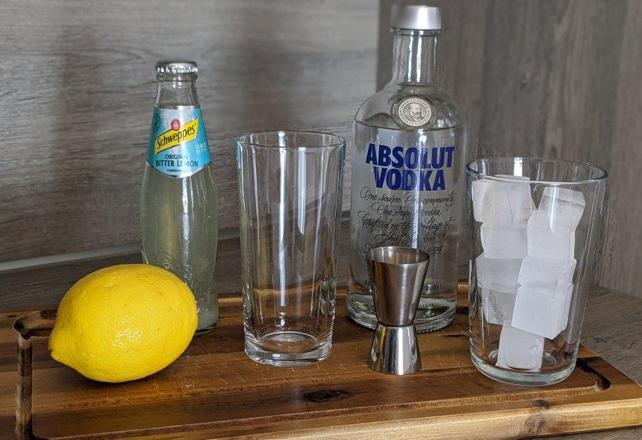 Wodka Lemon Zutaten