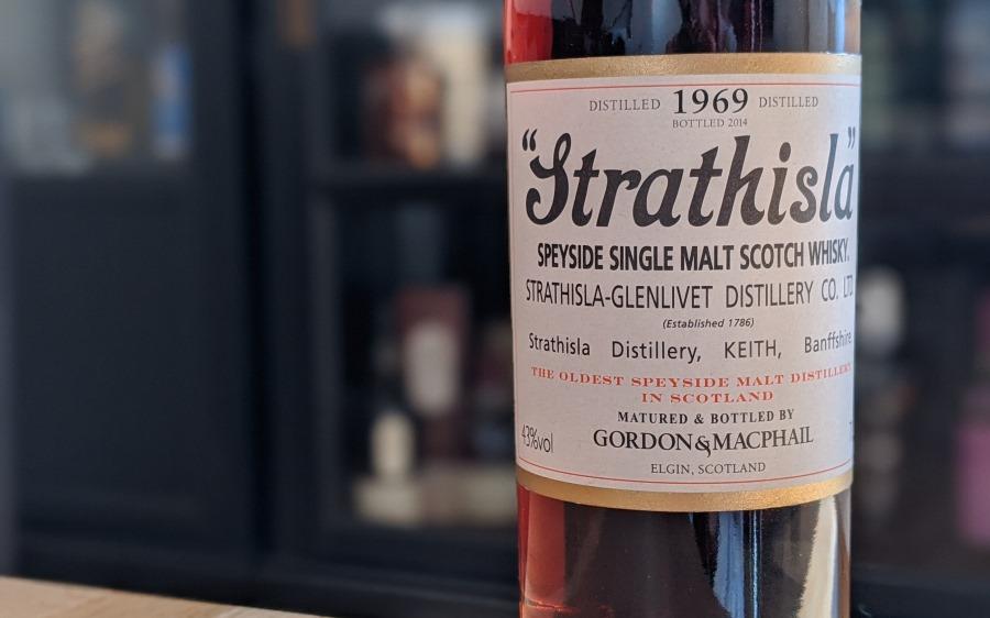 Strathisla 1969 - 2014