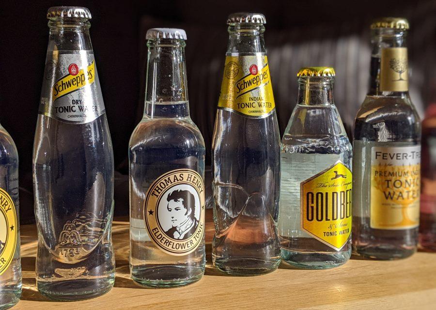Highball Filler: Tonic Water