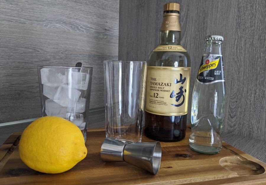 Whisky Soda Zutaten