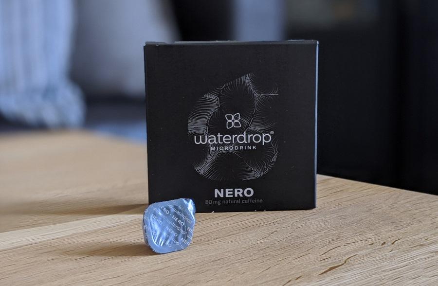 Waterdrop Nero