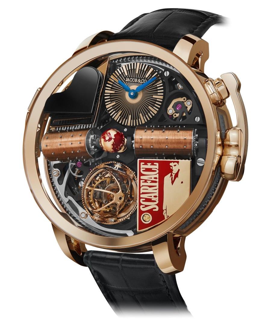 Opera Scarface Uhr