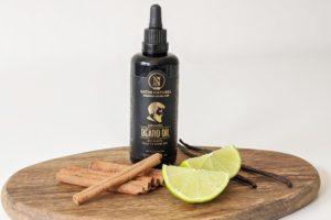Satin Naturel Bio Bartöl