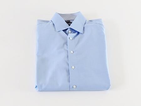 Gefaltetes Hemd