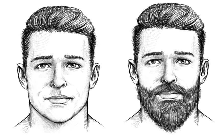 Die richtige Bartfrisur gesucht? 13 Bart-Styles vorgestellt