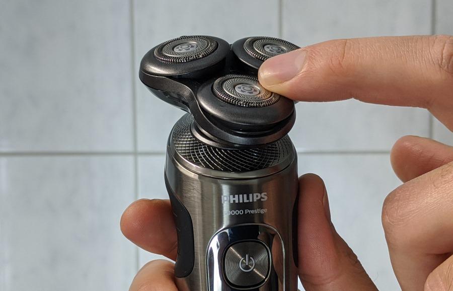 Philips 9000 Prestige Scherkopf