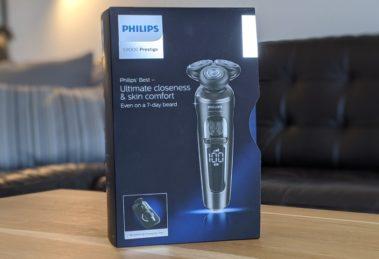 Philips series 9000 Prestige Rasierer Test