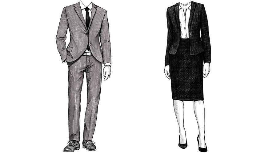 Business Attire Dresscode