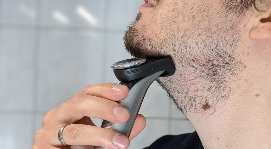 Philips OneBlade Pro-Modell Trimmer Test