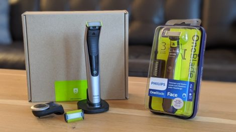 Philips OneBlade Test