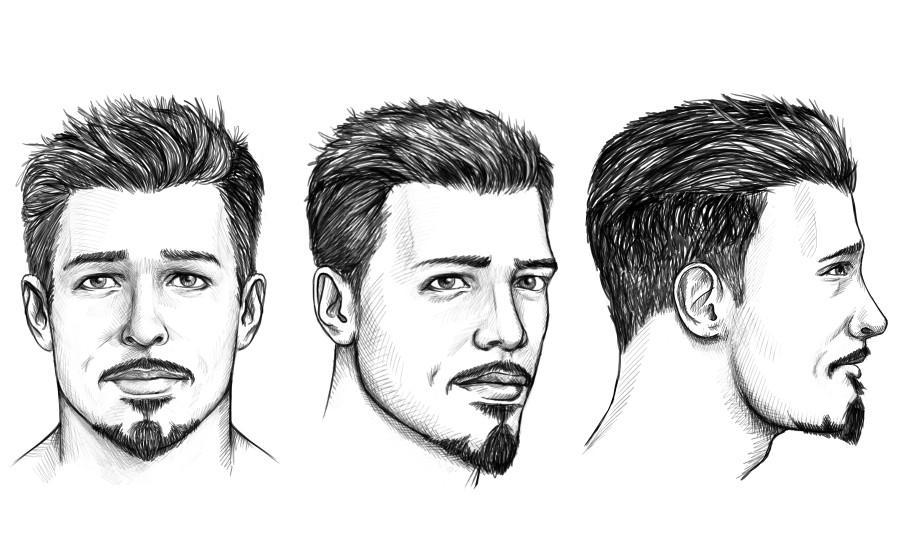 Anleitung bart rasieren Bart trimmen