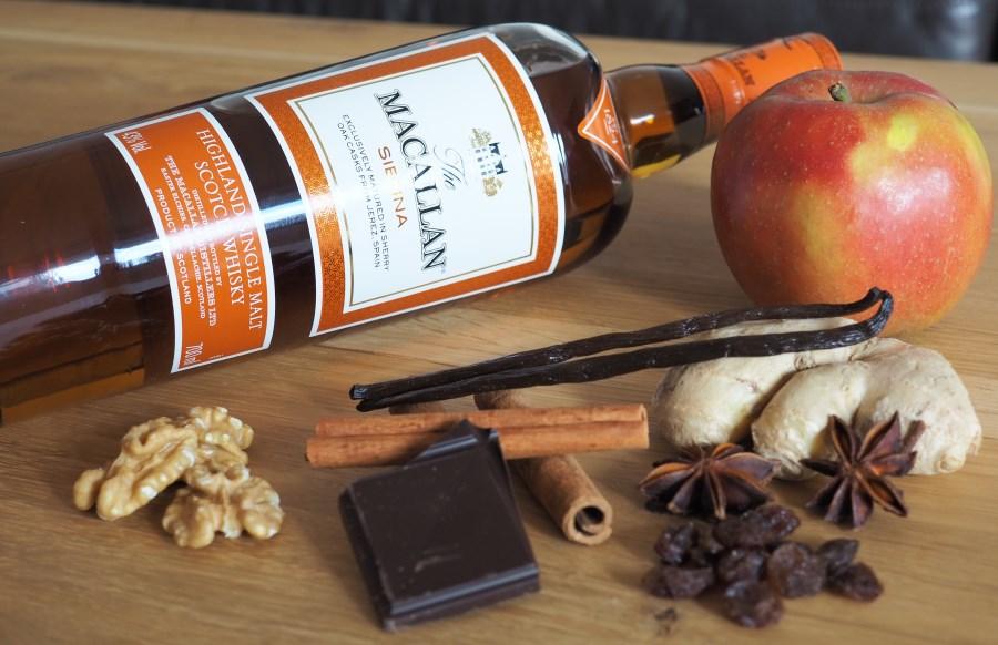 Viele unterschiedliche Aromen findet man beim Whisky Nosing