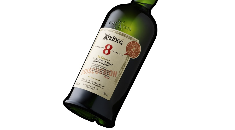 Ardbeg 8 jahre for discussion test