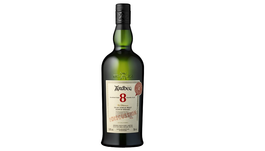 Ardbeg 8 years old for discussion Test