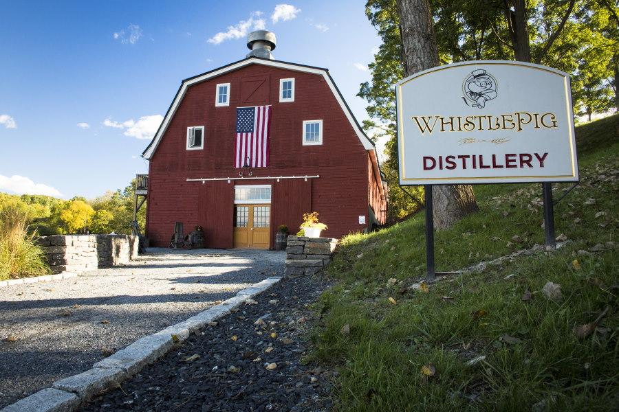 Whistlepig Destillery