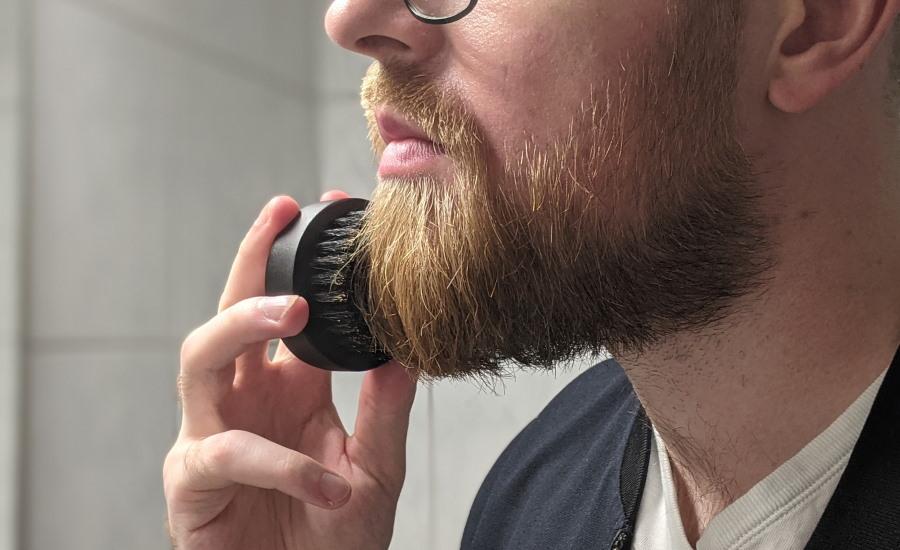 Bart bürsten