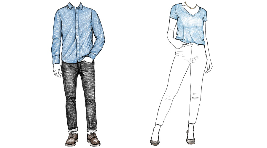 Casual Dresscode