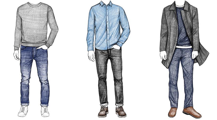 Casual Look (Dresscode) Herren